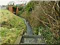 SE2134 : Beck near Wood Nook by Stephen Craven