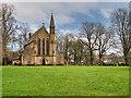 SD7605 : St Saviour's Church, Ringley by David Dixon