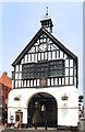 SO7193 : Bridgnorth Town Hall by Des Blenkinsopp