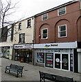 ST3187 : Hays Travel, Llanarth Street, Newport by Jaggery