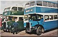 NY7708 : Kirkby Stephen - Transport Weekend 2000 by Colin Smith