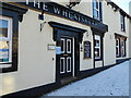 NY4654 : The Wheatsheaf Inn, Wetheral by Adrian Taylor