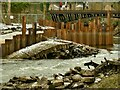 SE2336 : Failure of Newlay Weir (6) by Stephen Craven