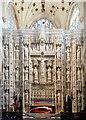 SZ1692 : Choir Screen - Christchurch Priory Church by Phil Brandon Hunter