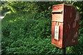 SX8462 : Postbox, Afton by Derek Harper