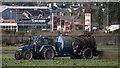 J4972 : Slurry spreading, Newtownards by Rossographer