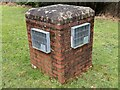 SO4573 : Air vent on the Elan Valley Aqueduct (Bringewood) by Fabian Musto