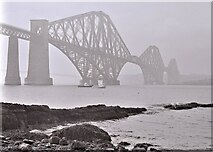 NT1378 : The Forth Bridge by Richard Sutcliffe