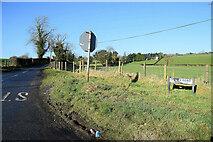 H4951 : Bolies Road, Knocknacarney by Kenneth  Allen