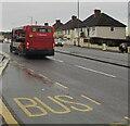 ST3090 : Stagecoach bus from Pontypool in Malpas, Newport by Jaggery