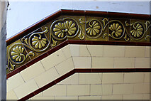 NS2776 : Ornate tiles by Thomas Nugent