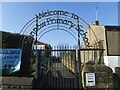 SE2333 : Entrance to Swinnow Primary School by Stephen Craven