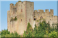 SO5074 : Ludlow Castle - North West Tower by Ian Capper