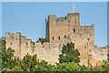 SO5074 : Ludlow Castle - Postern Tower and Oven Tower by Ian Capper