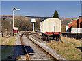 SD8022 : The Line into Rawtenstall Station by David Dixon