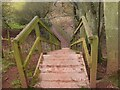 NT5836 : Steps on the Jubilee Path, Leader Water by Jim Barton