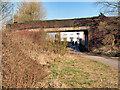 SD7708 : Moss Shaw Bridge by David Dixon