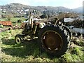 SO7546 : An abandoned old tractor by Philip Halling