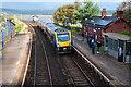 SD4678 : Arnside Railway Station by Stuart Wilding