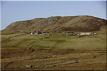HP5703 : Burragarth and Valla Field, Westing by Mike Pennington
