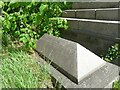 SJ9594 : Grave of Jane Slater by Gerald England