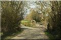 SX8573 : Templer Way near Teignbridge Crossing by Derek Harper