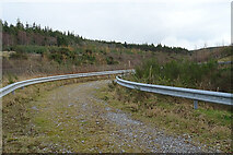 NJ3558 : Forgotten Road by Anne Burgess