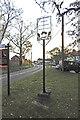 TM2235 : Shotley village sign by Adrian S Pye