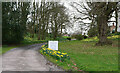TG2928 : Entrance to Scarborough Hill Hotel by David Pashley