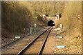 SE9300 : Kirton Tunnel, south portal by Richard Croft