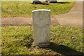 SE8812 : CWGC headstone by Richard Croft
