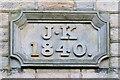 SD7813 : JK 1840 by David Dixon