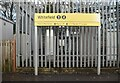 SD8006 : Whitefield Metrolink Station by N Chadwick