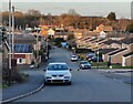 SK5605 : Darlington Road in Leicester by Mat Fascione