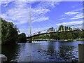 SU7174 : Christchurch Bridge over the River Thames by Steve Daniels