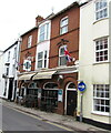 SX9372 : F & R's Bar, 19 Northumberland Place Teignmouth by Jaggery