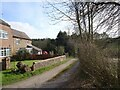 SO9094 : Penn Croft Lane Cottages by Gordon Griffiths