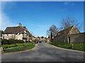 SP3111 : Minster Lovell village street by Vieve Forward