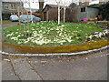SP8901 : Flowers in Walnut Close, Great Missenden by David Hillas