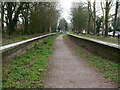 TG3127 : Former Honing Station Platforms by David Pashley