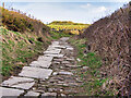 SD7719 : Moor Road (Stake Lane) by David Dixon