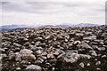NN8579 : Rounded boulders on Beinn Gharbh by Trevor Littlewood