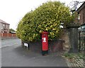 SJ9191 : GR Postbox (S6 257) by Gerald England