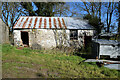 H4550 : Old farm building, Aghingowly by Kenneth  Allen
