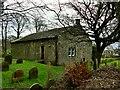 SE2040 : Friends meeting house, Quakers Lane - rear view by Stephen Craven