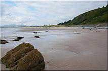 SH5729 : Harlech Beach by Stuart Wilding