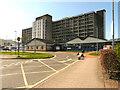 NS5568 : Gartnavel General Hospital by Richard Sutcliffe