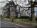 SE2636 : Large houses on Morris Lane, Kirkstall by Stephen Craven