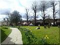 TQ7736 : St Dunstan's Churchyard, Cranbrook by Marathon