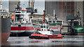 J3576 : Tug 'Merchantman' at Belfast by Rossographer